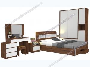 Bộ nội thất phòng ngủ 307-18